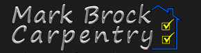 Mark Brock Carpentry logo.