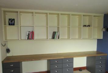 bespoke Office & Study Furniture, Burnham, somerset.